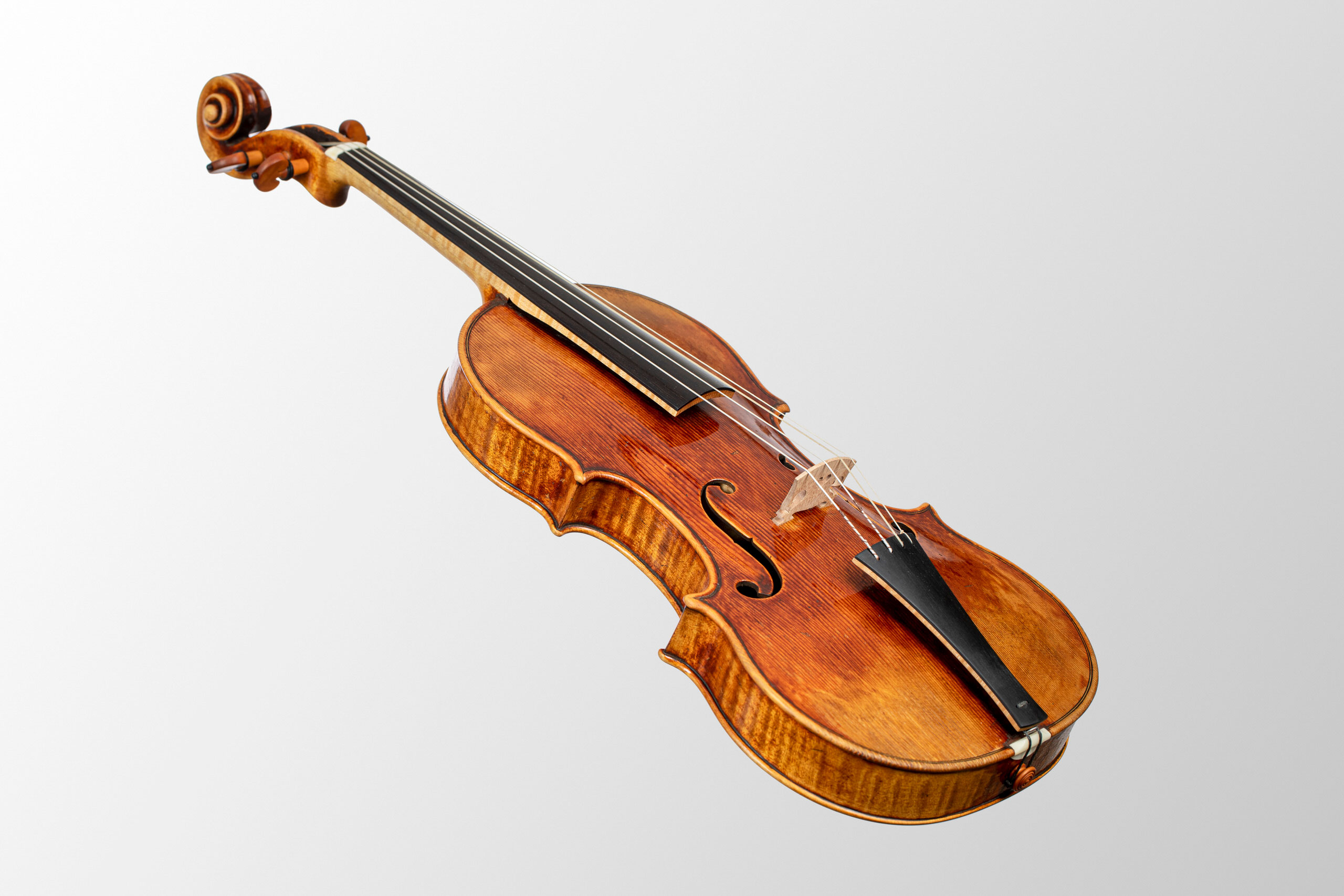 Violí Barroc Eduard Sitjas 2019, model inspirat en 'Pietro Guarneri of Matua,1704'